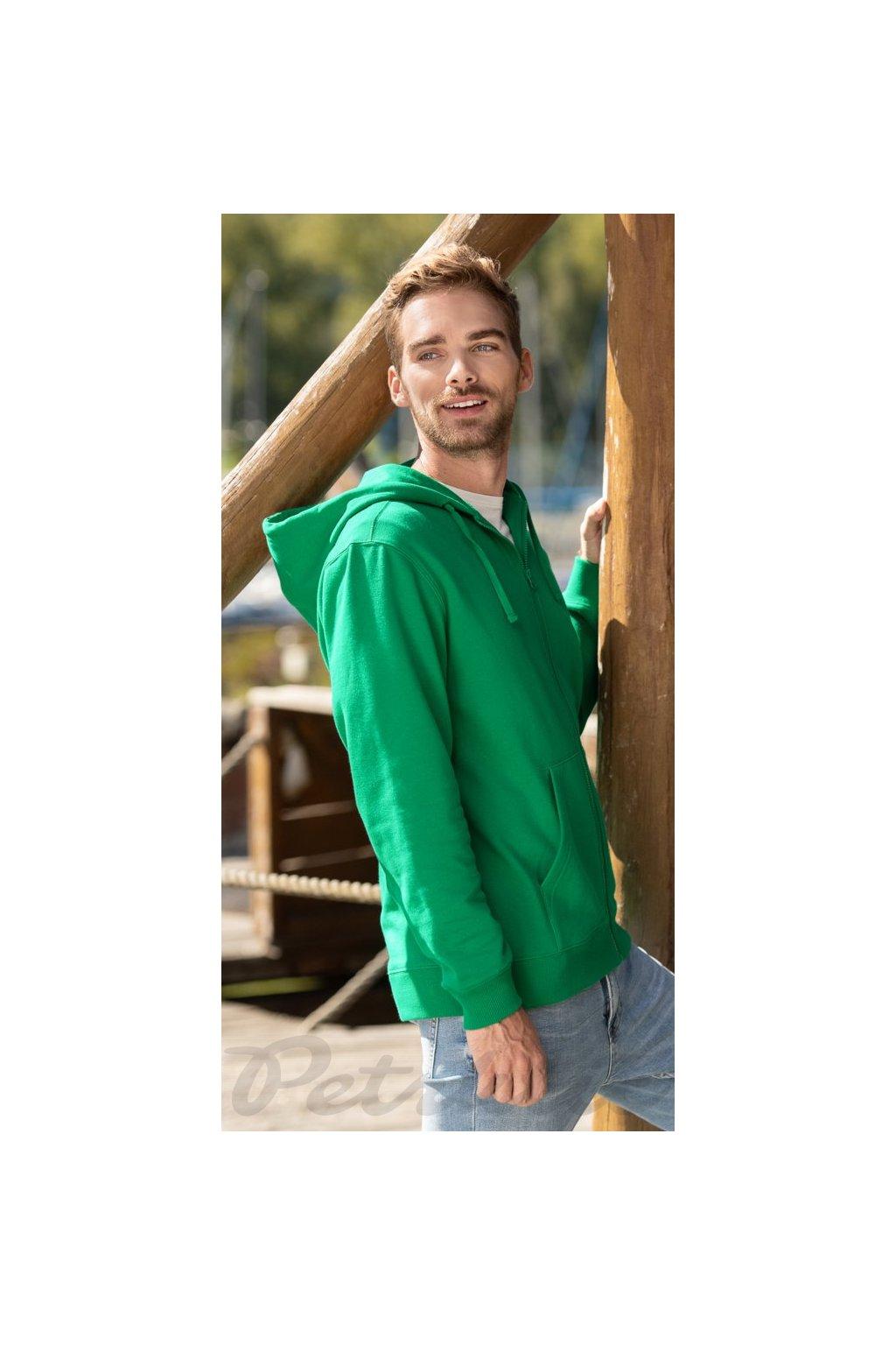 Pánská mikina Trendy Zipper