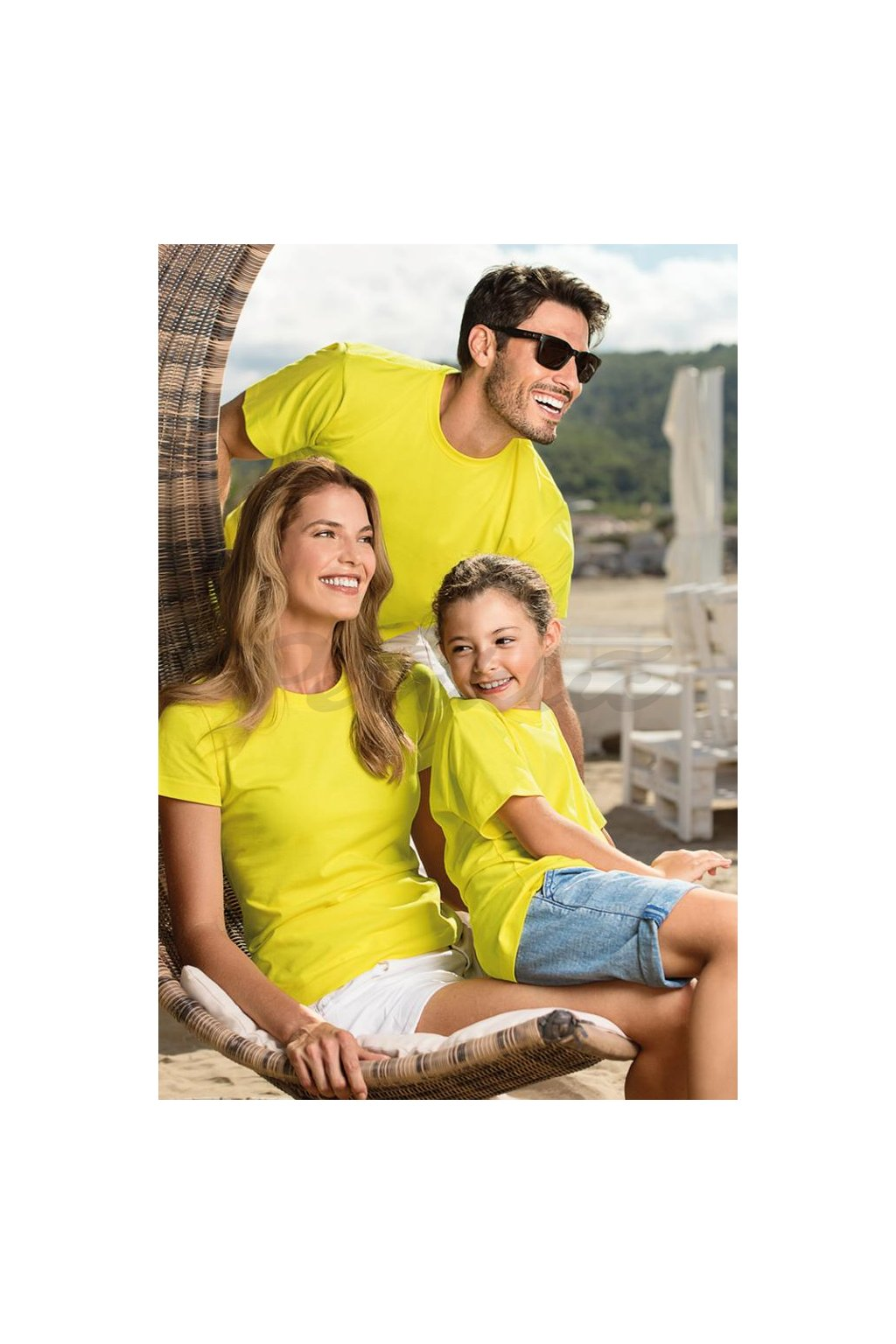 Bavlněné tričko Basic Free