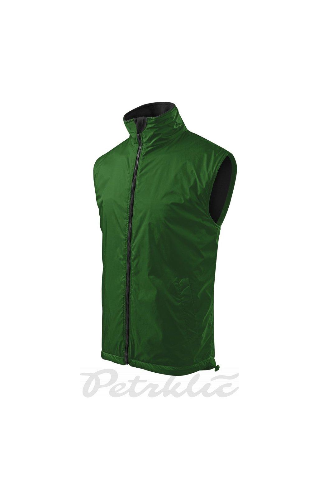 Vesta body warmer 509 zelená