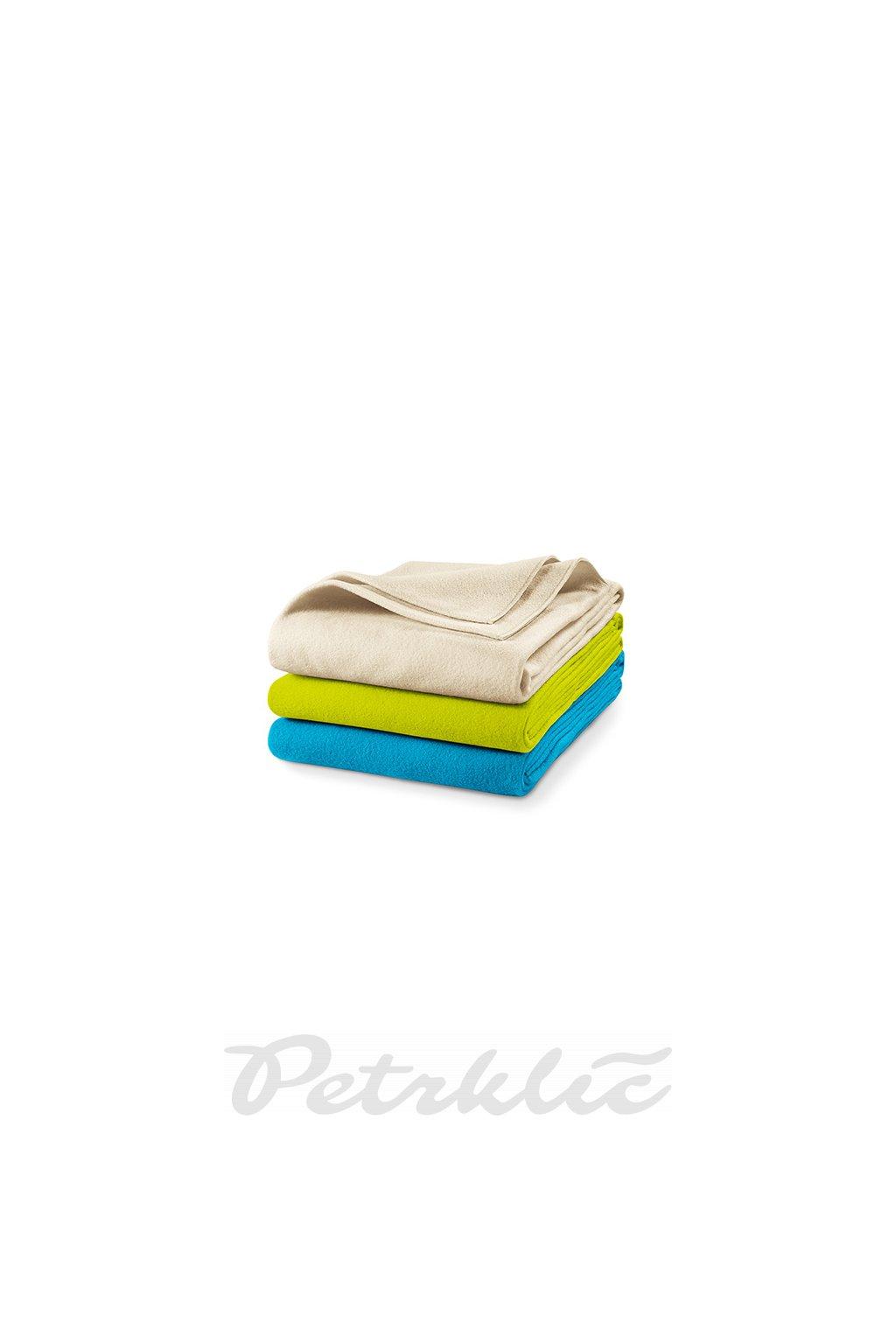 Hřejivá fleecová deka Blanky 150 x 120 cm