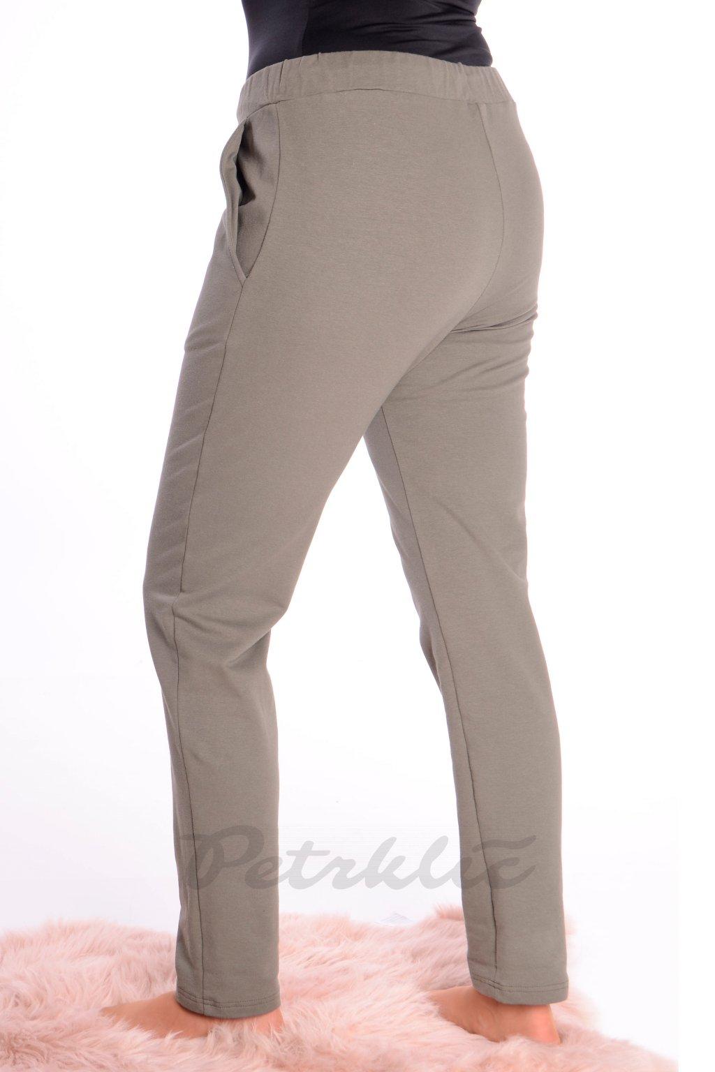 0521 Kalhoty comfort o218 khaki (1) web4