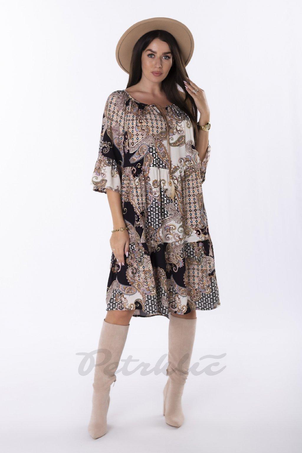 Oversize šaty QOM85196