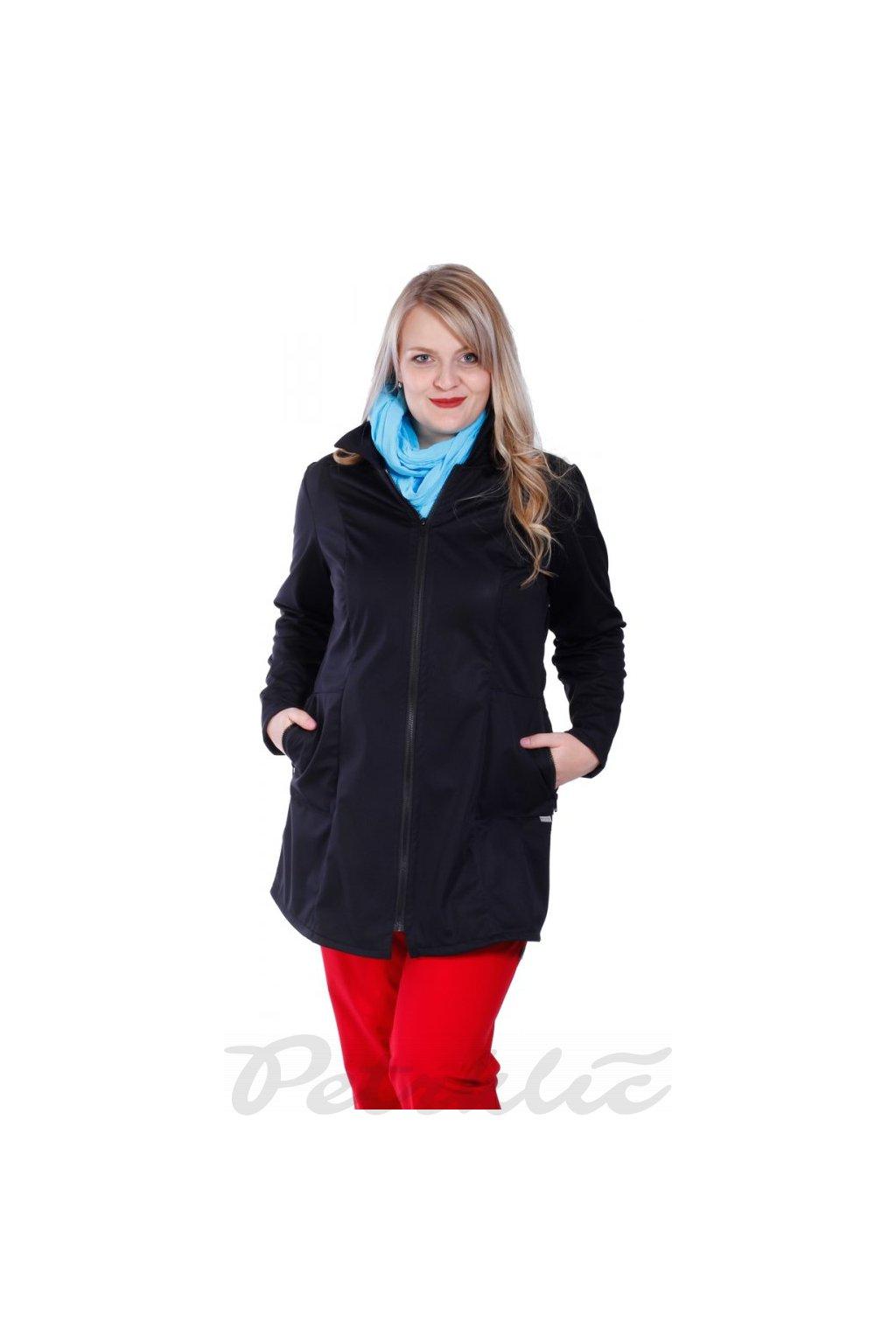 PRELA - funkční softshellový kabátek