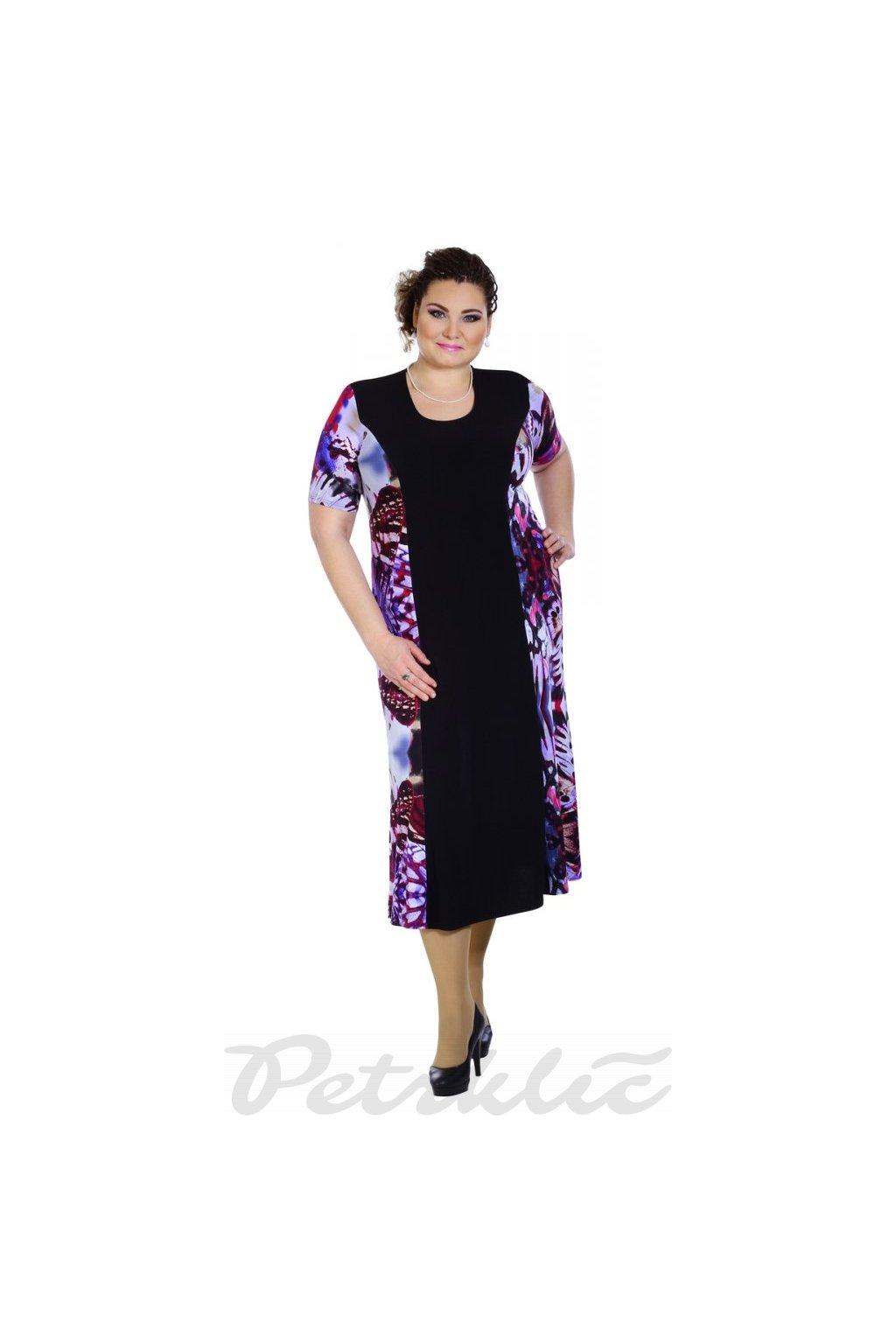 LJUBA - princesové šaty pro plnoštíhlé