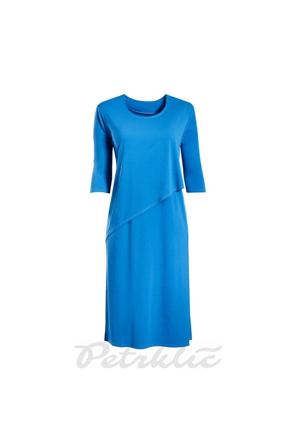 LENKA šaty krátký rukáv 130 cm