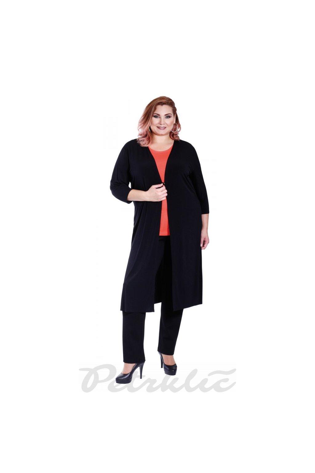 LJUBA - lehký kabátek 100 cm