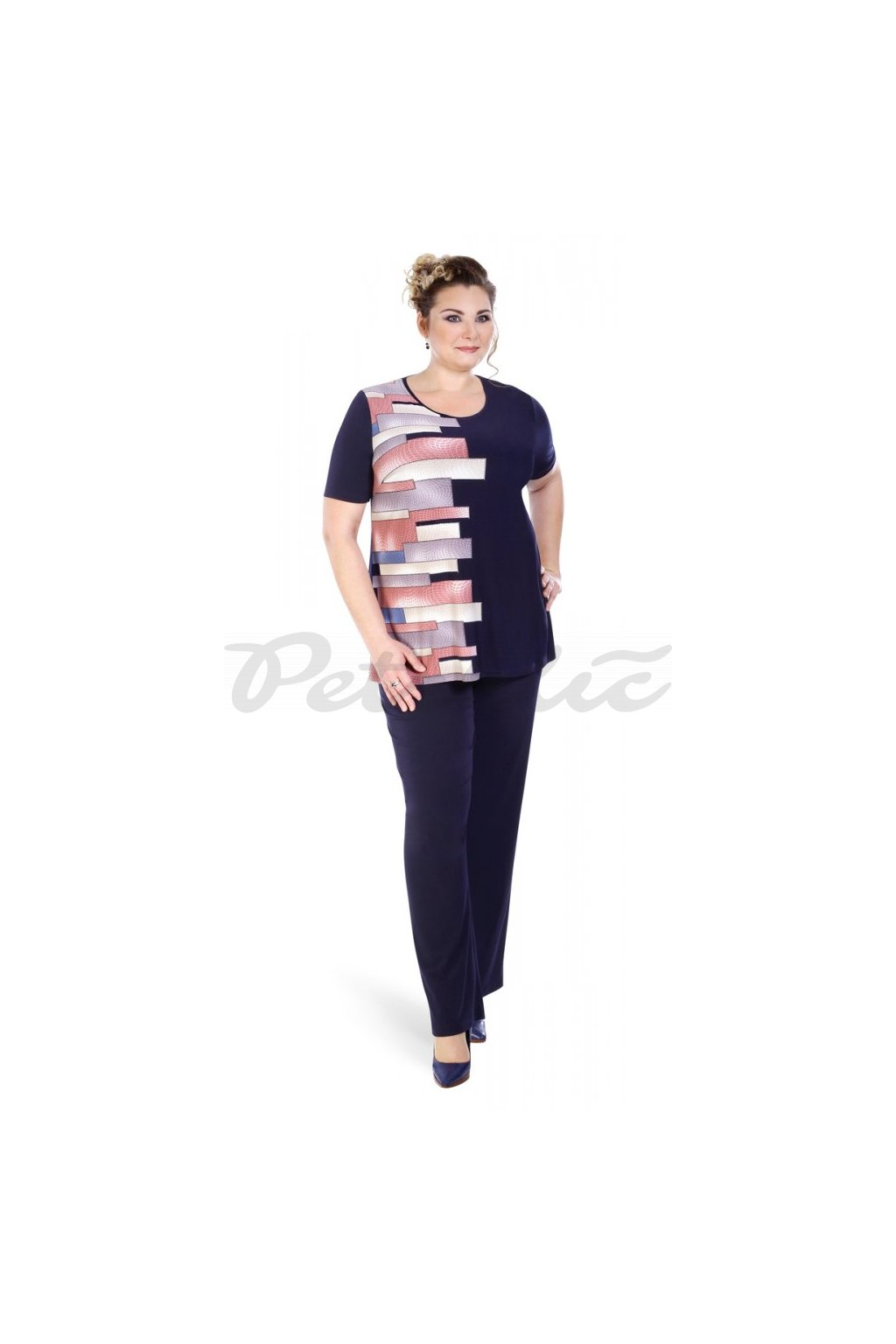 KLASIK - kalhoty 103 - 108 cm