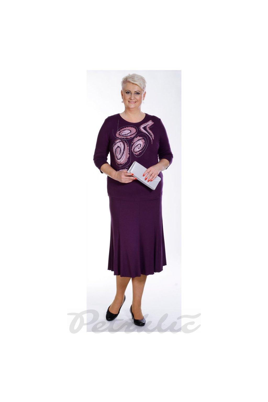 NOGA - dílová sukně 80 - 85 cm