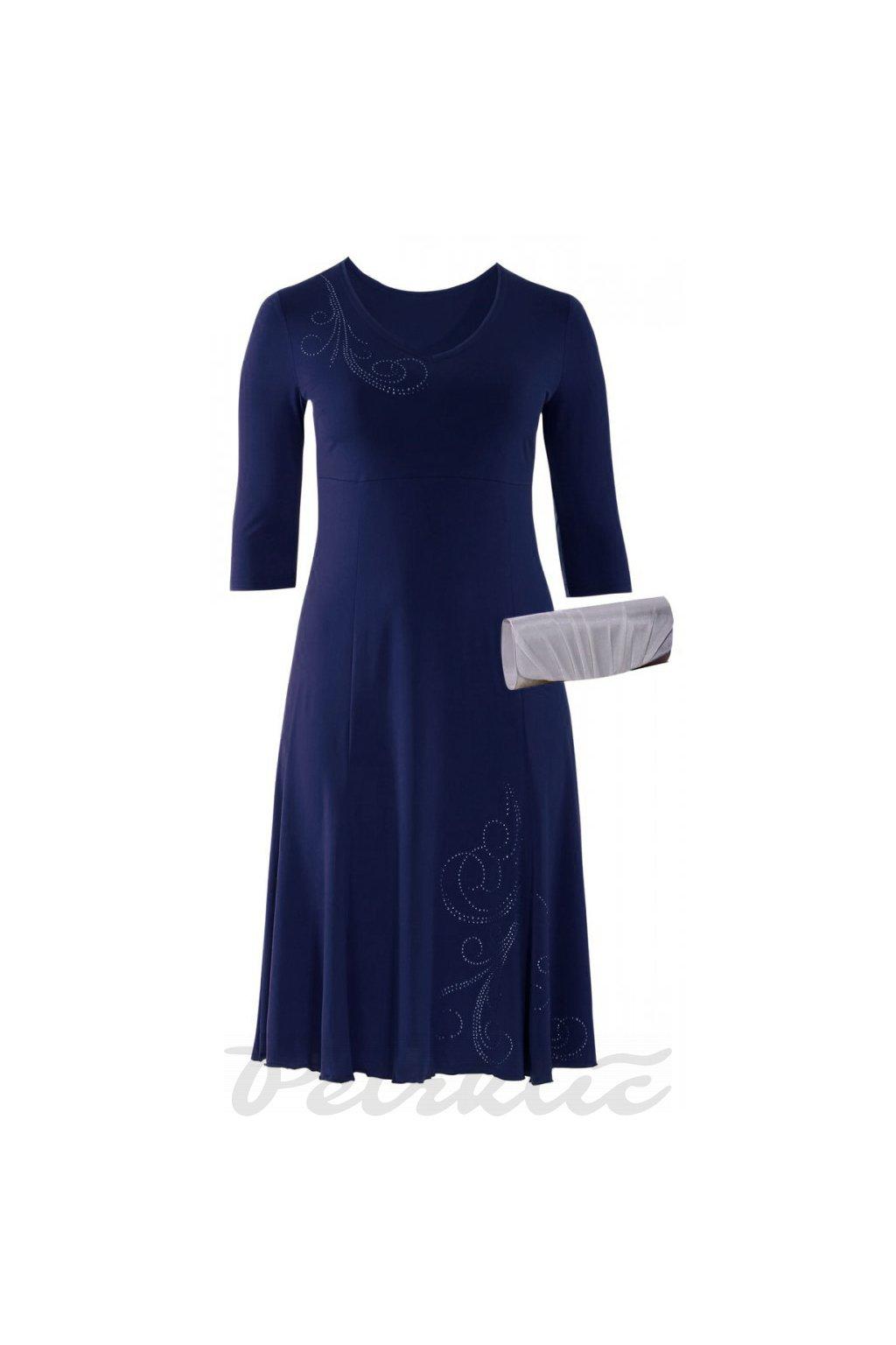 AGNES šaty 130 - 135 cm