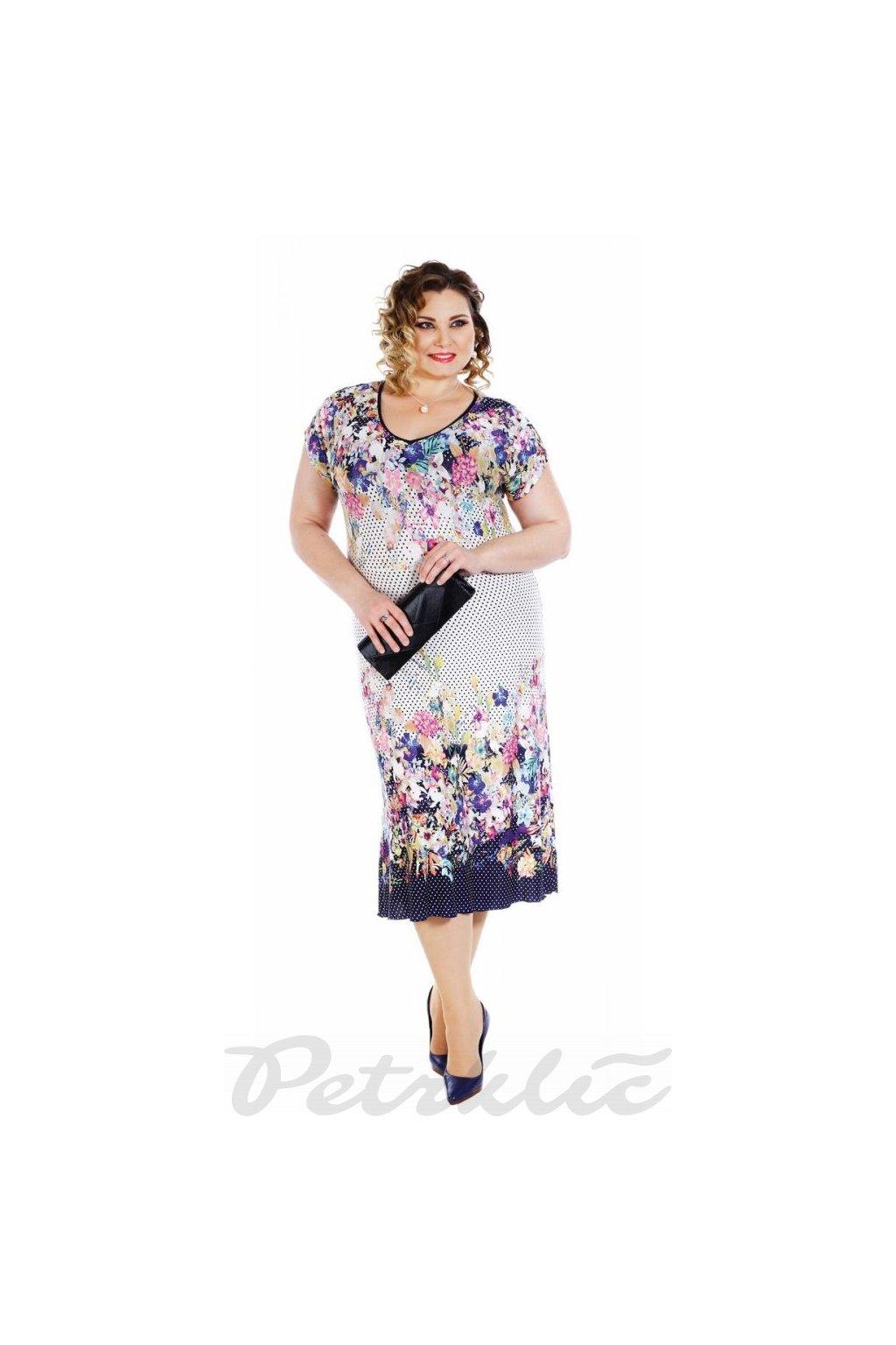 POMÁDA - šaty 115 - 120 cm + DÁREK