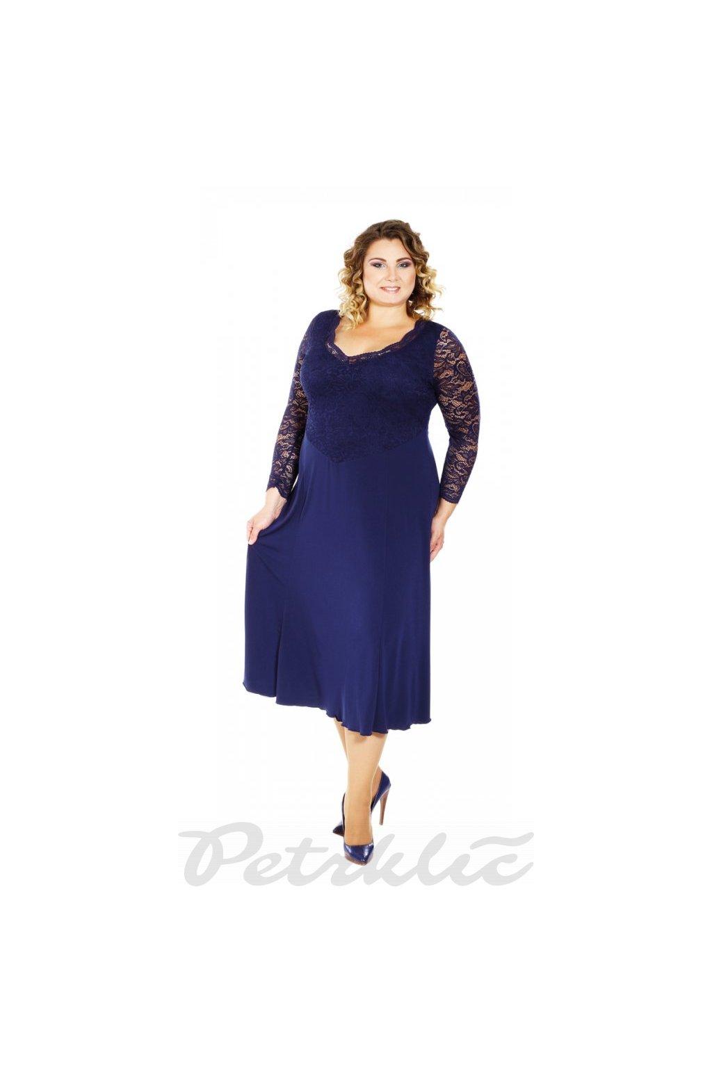 KATARÍNA - šaty 130 - 135 cm
