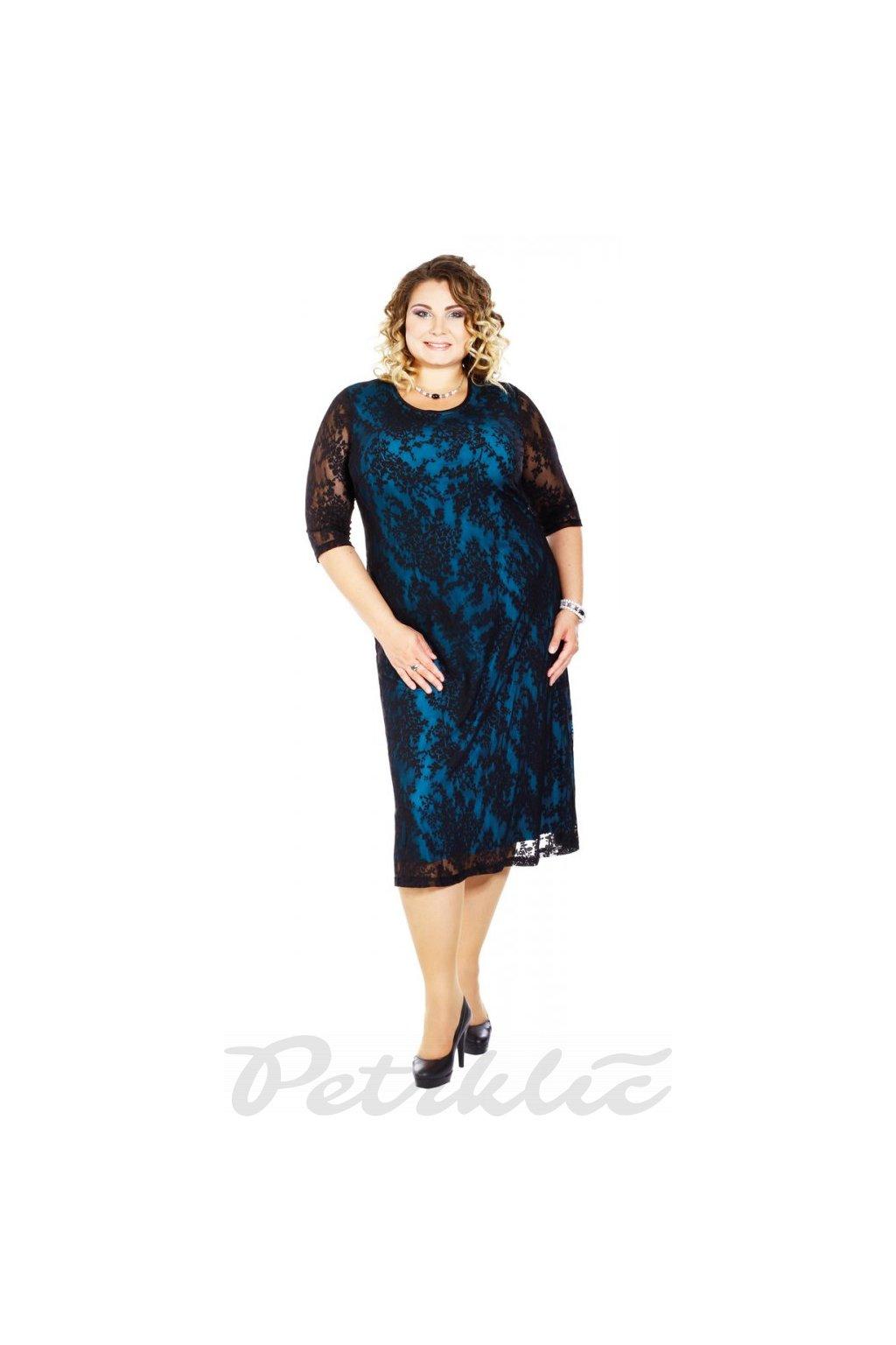 PULA - šaty 120 - 125 cm
