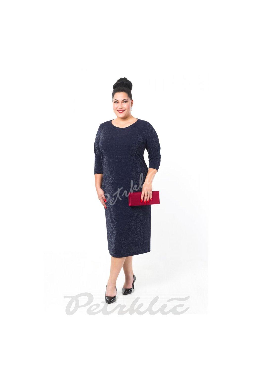 ARNIKA - šaty 3/4 rukáv 110 - 115 cm