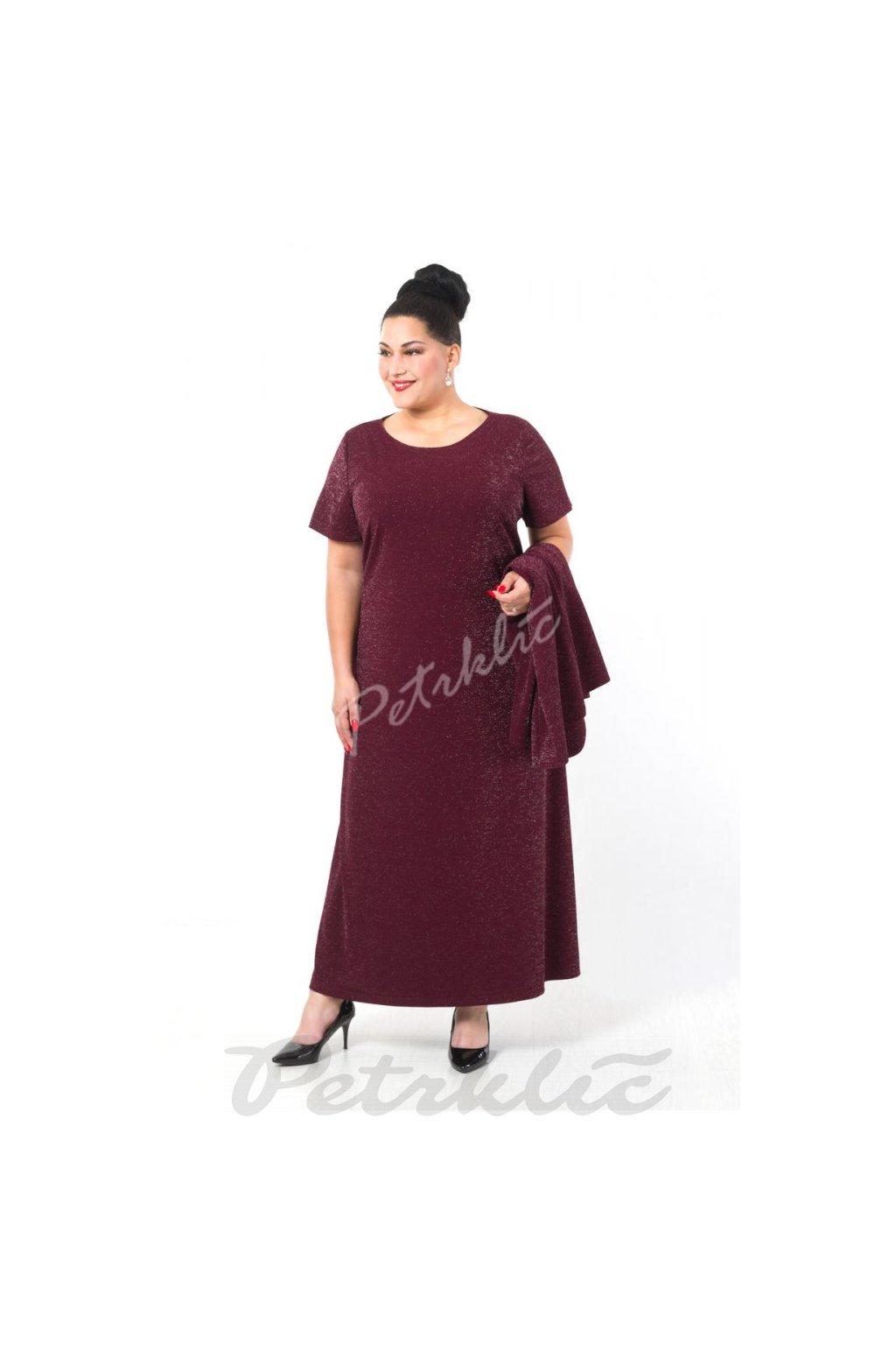 DAKOTA - šaty krátký rukáv 110 - 115 cm