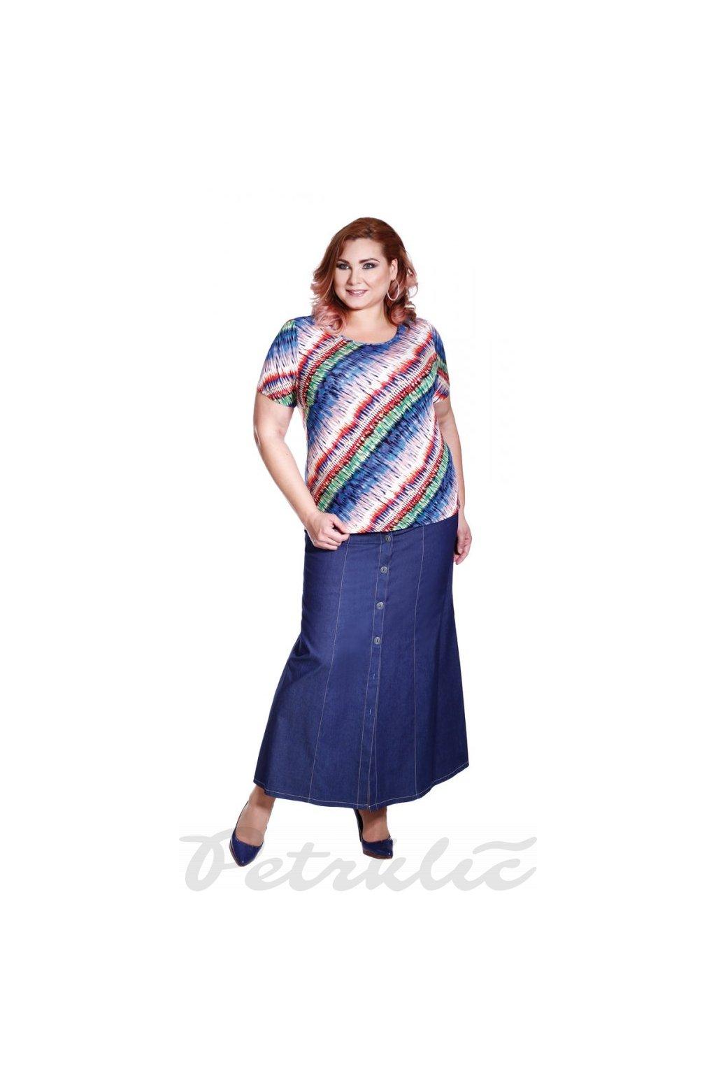 NAĎA - propínací sukně 80 - 85 cm