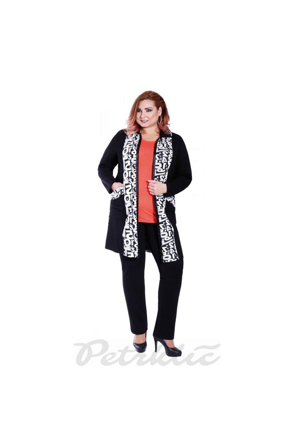 Módní kabátek 100 - 105 cm