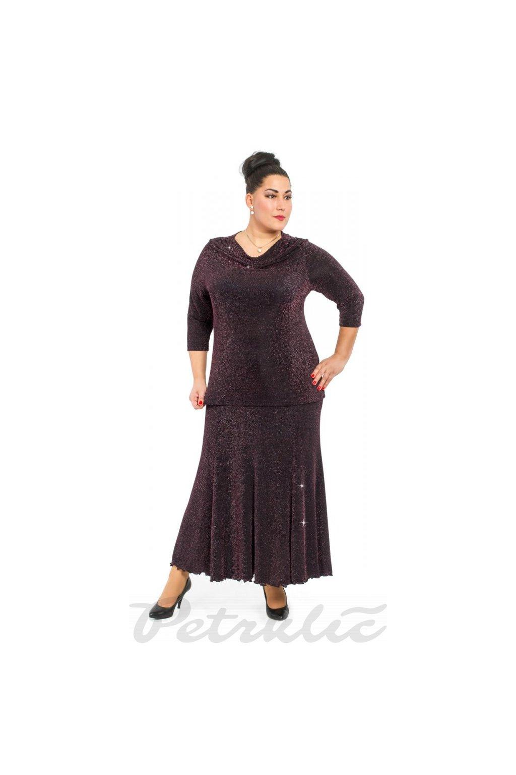 RADMILA - společenská sukně ve třech délkách