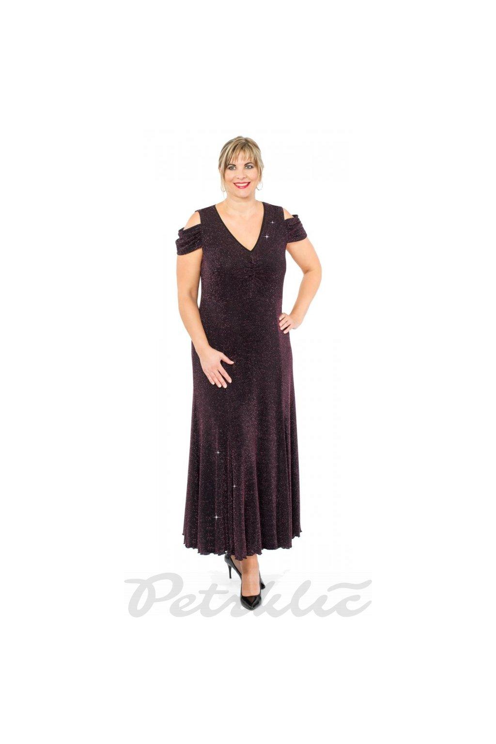 MERYLA - šaty 120 - 125 cm