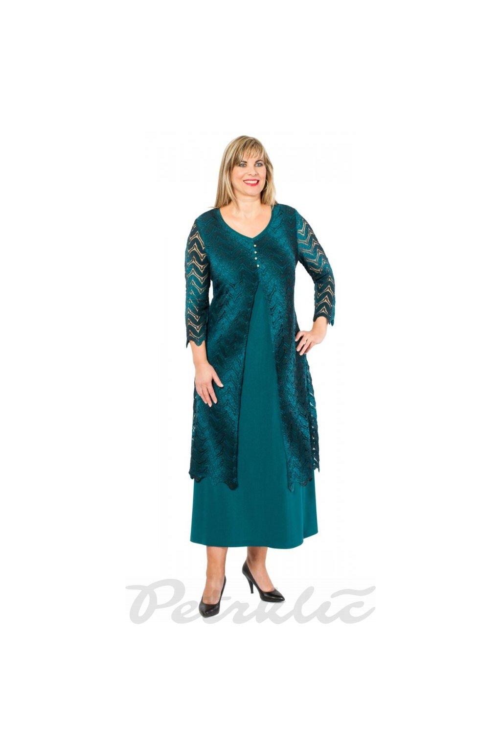ELIN - šaty 110 - 115 cm, 3/4 rukáv
