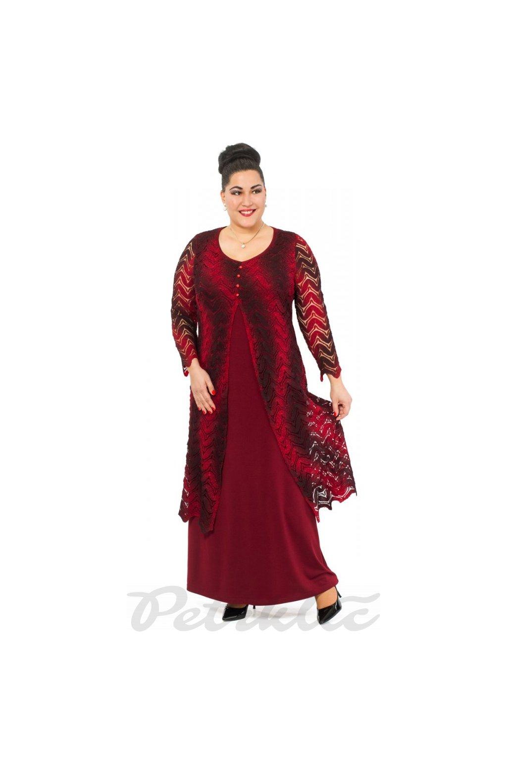 ELIN - šaty 130 - 135 cm