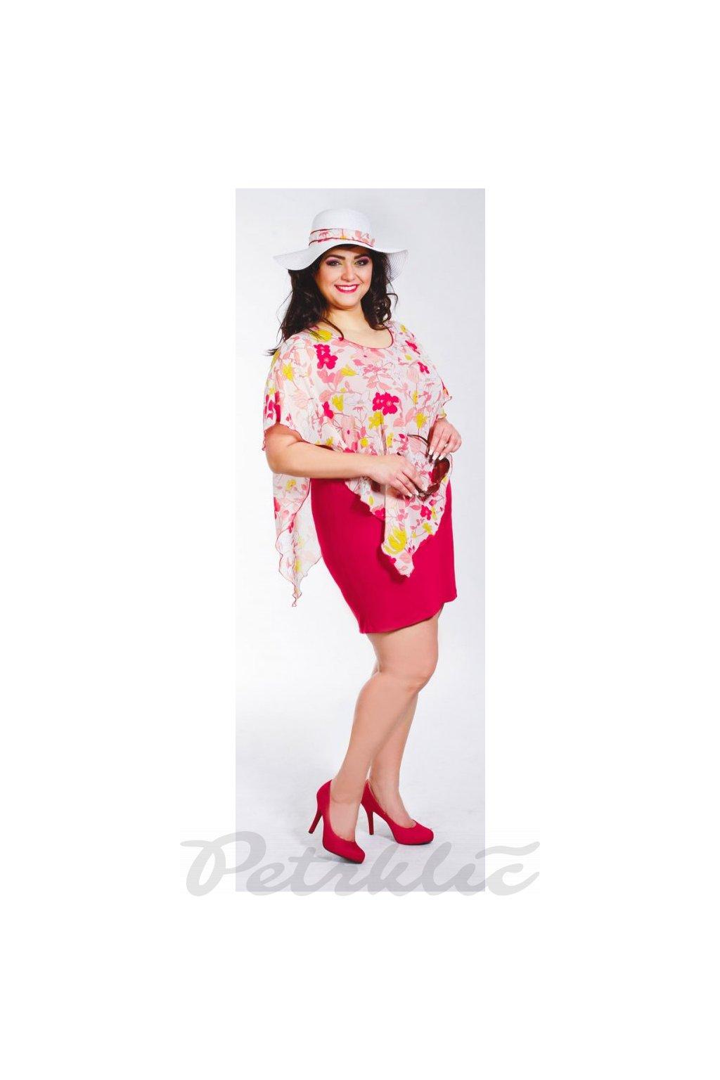 ANNA - šaty 95 - 100 cm