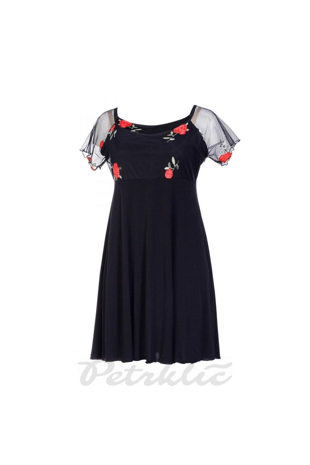 AGÁTA šaty 110 - 115 cm