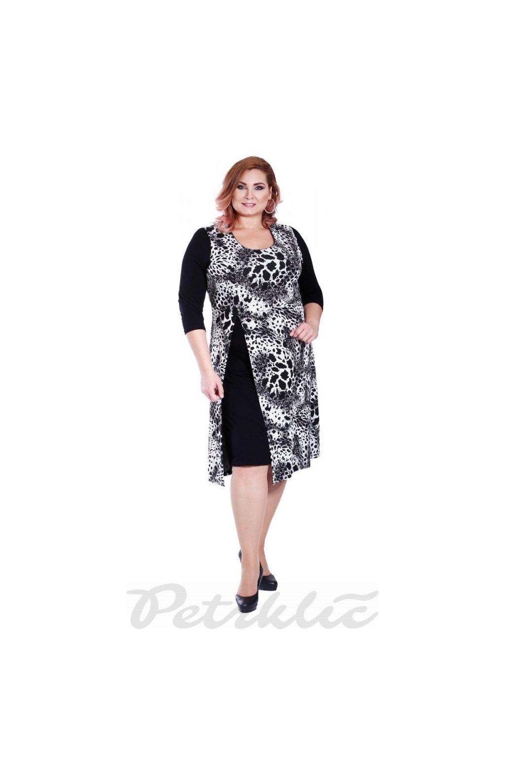 ALUŠ - šaty 95 - 100 cm