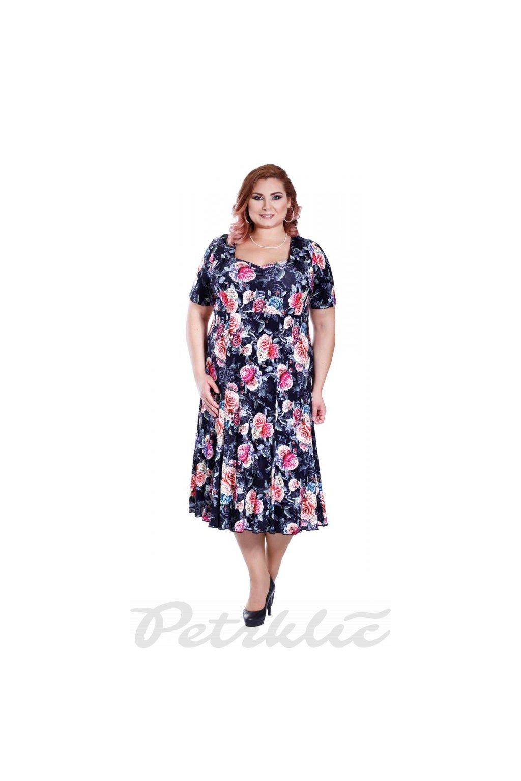 VANDUŠA - šaty 100 - 105 cm