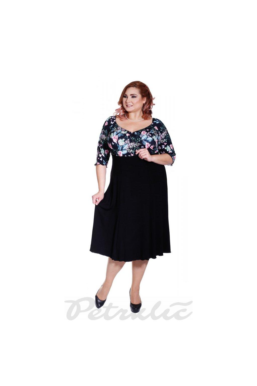 AGÁTA - šaty 115 - 120 cm