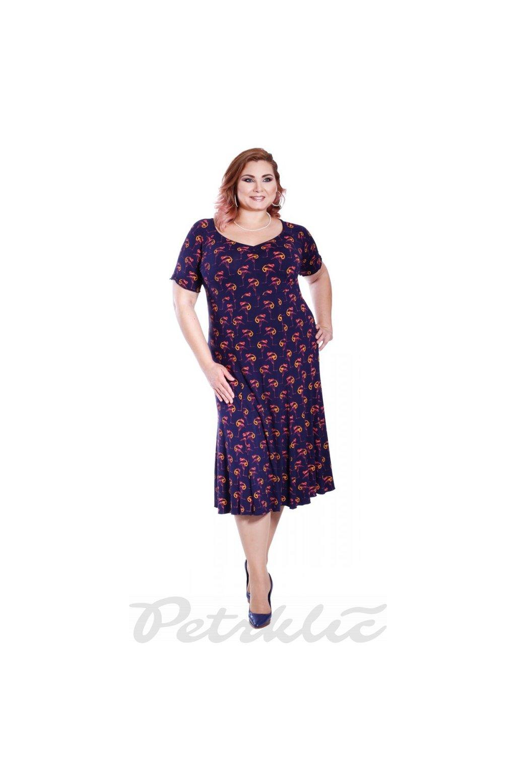 AGÁTA - šaty 100 - 105 cm