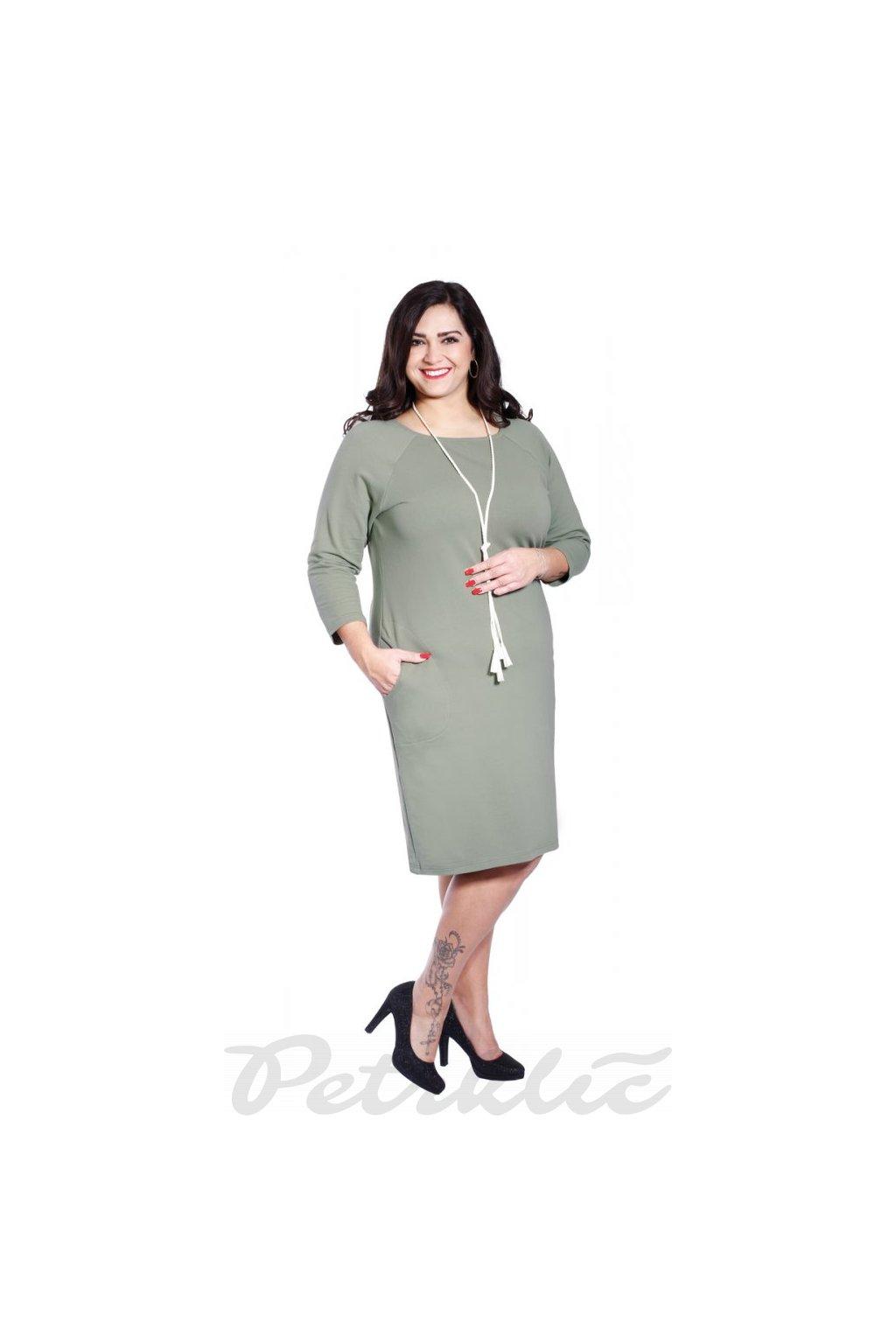 KORNEL - šaty 85 - 90 cm