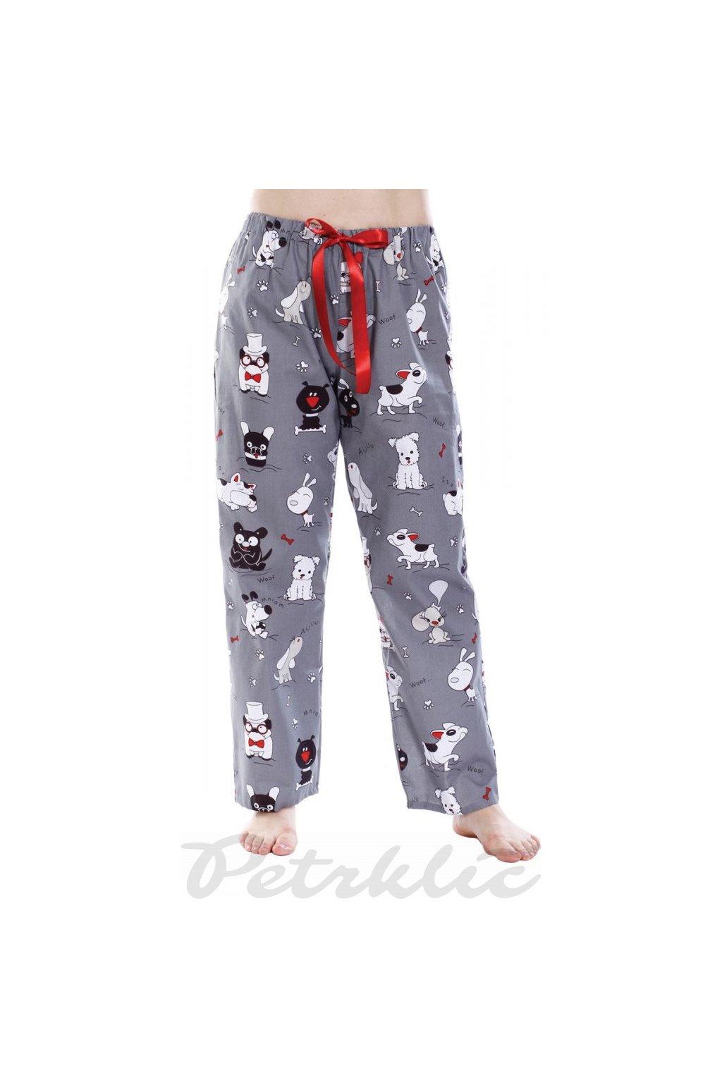 DOG dámské domácí kalhoty