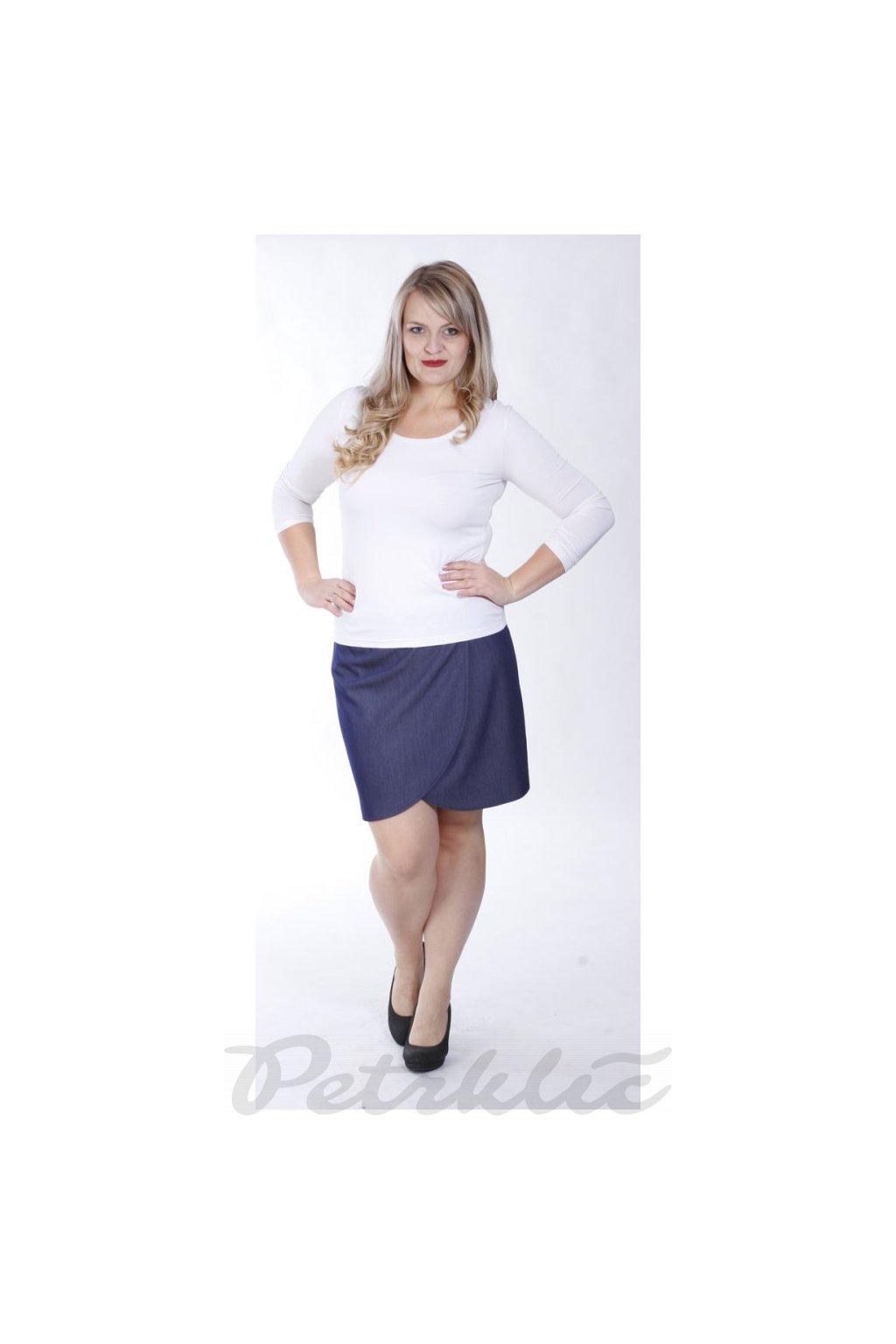 SASIMA- zavinovací sukně 50 - 55 cm