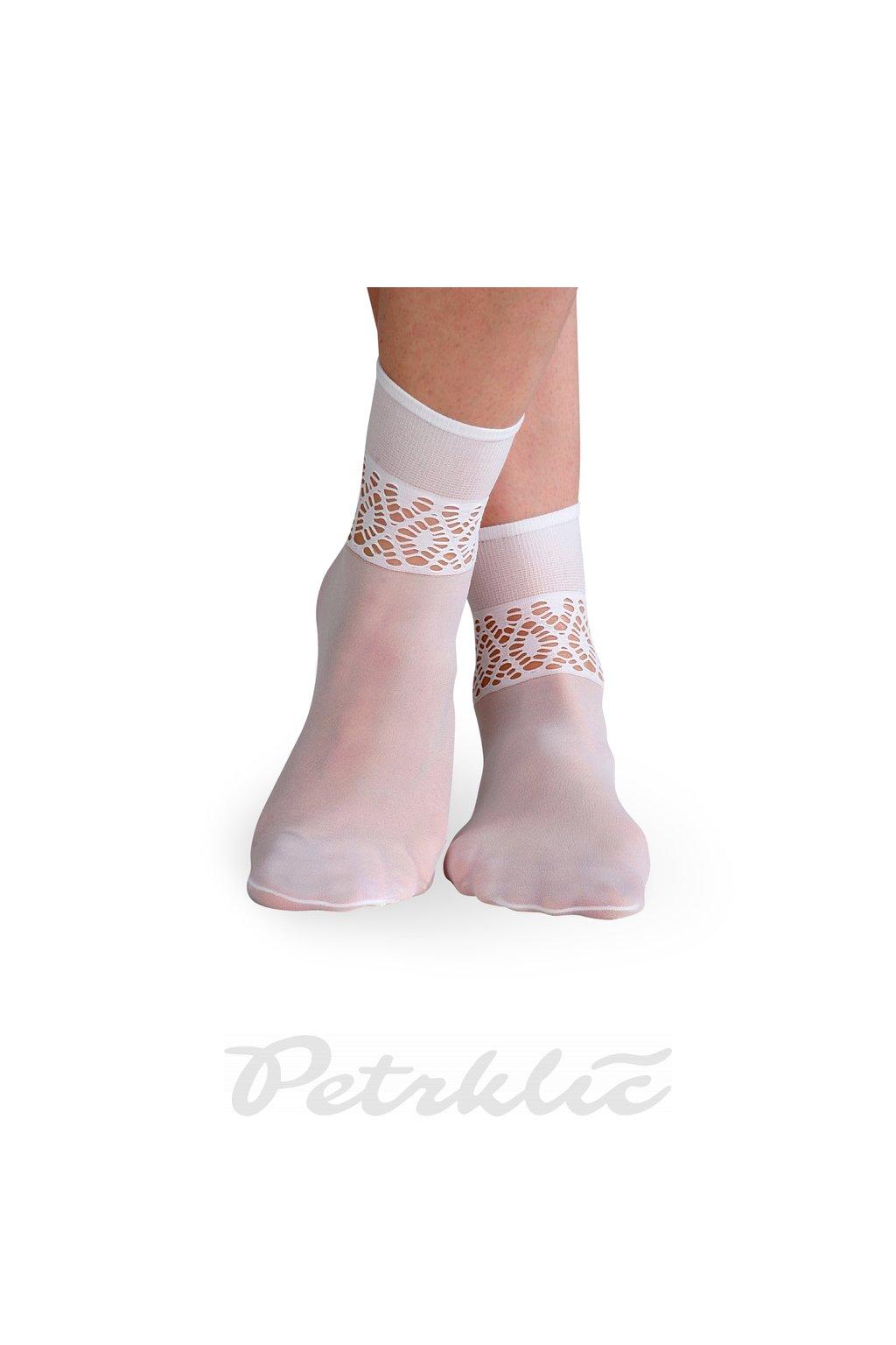 KELLY - ponožky vzor D