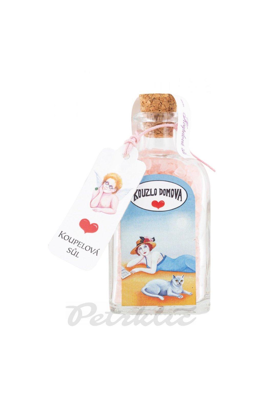KOUZLO DOMOVA - koupelová sůl