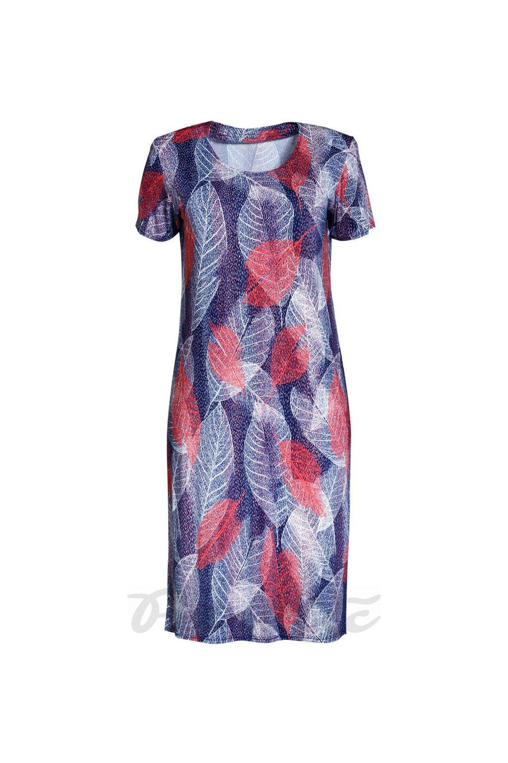 sisi rovné šaty petrklic 1
