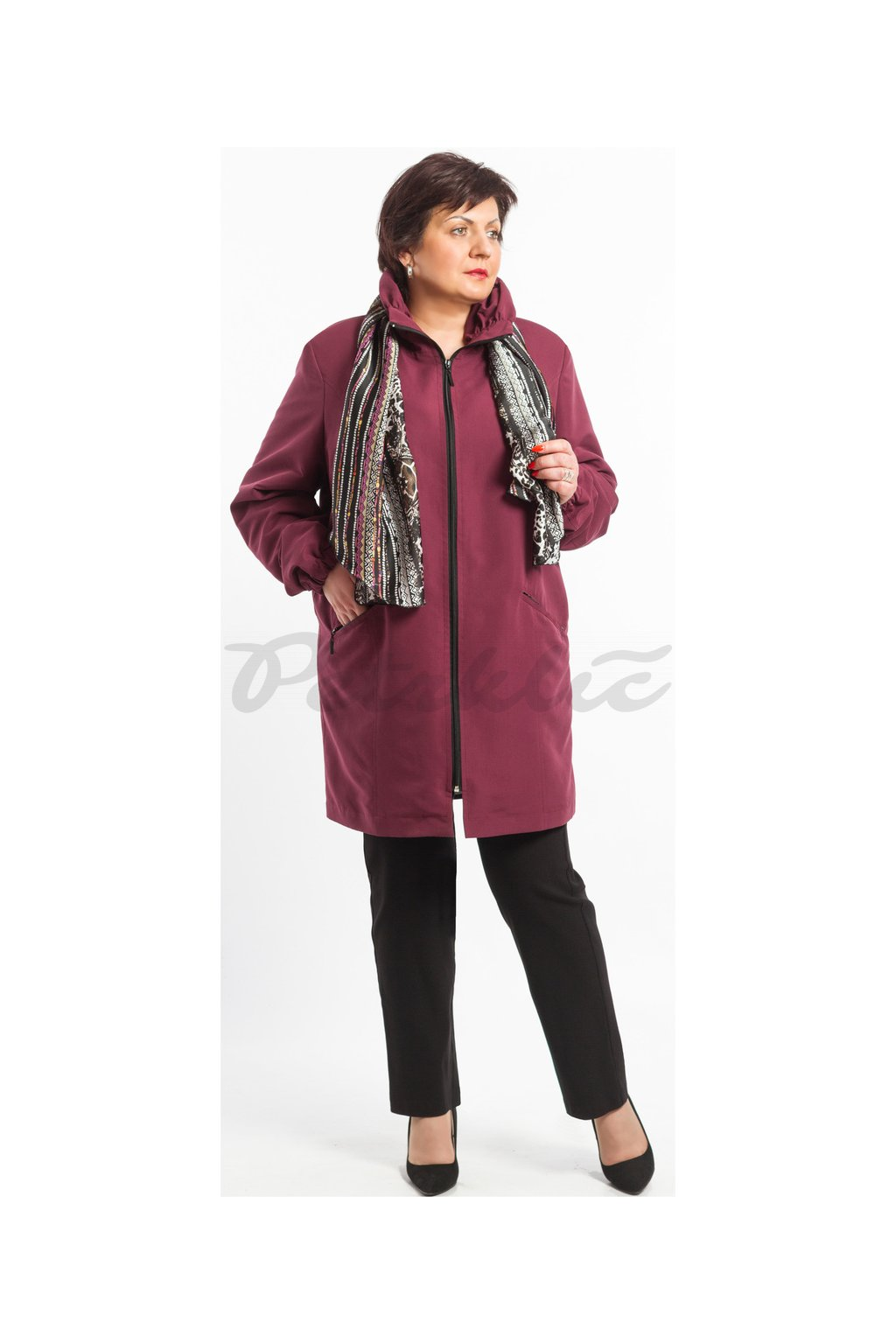 Alfa kabátek nadmerna velikost 3