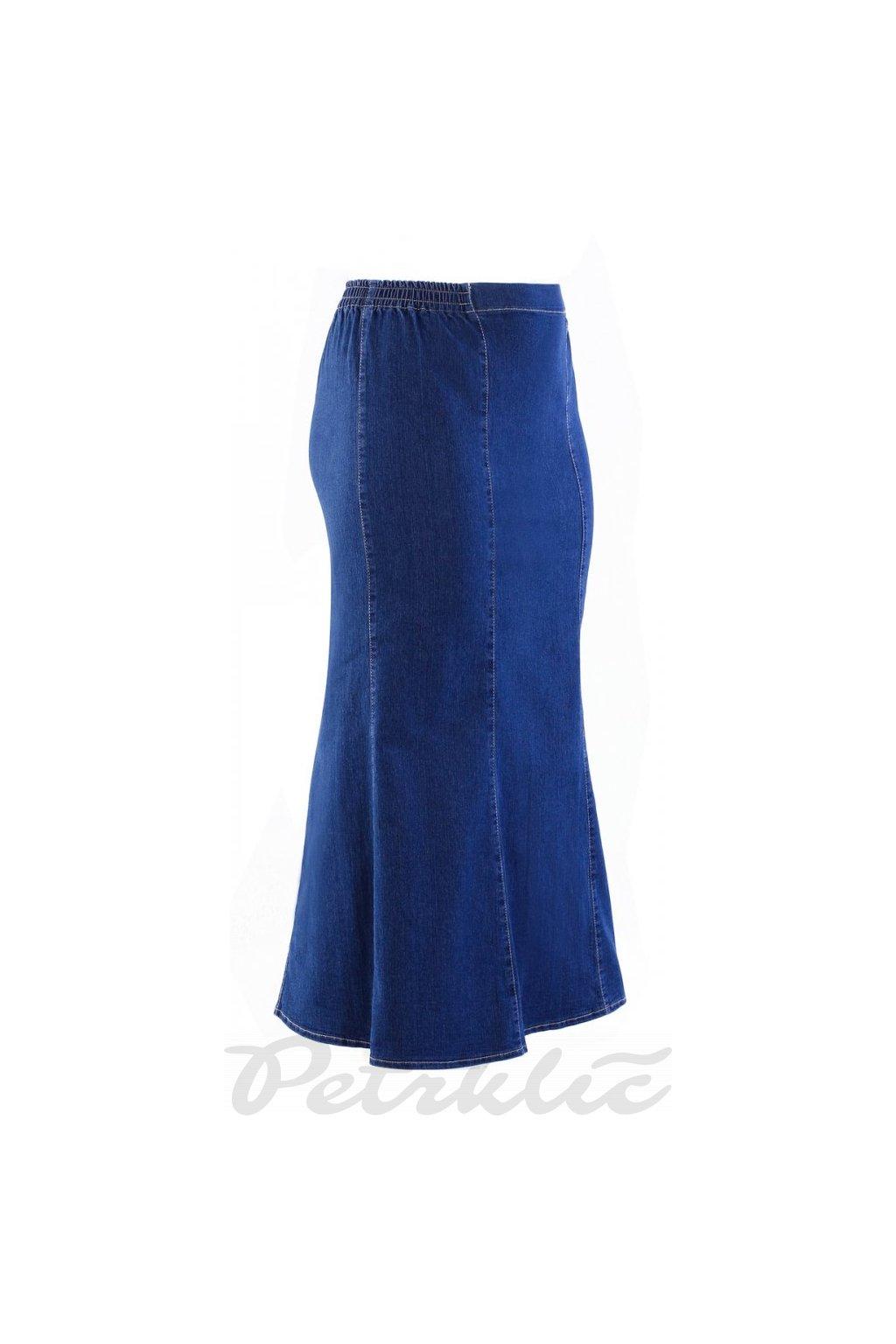 DELRI - riflová sukně 85 cm