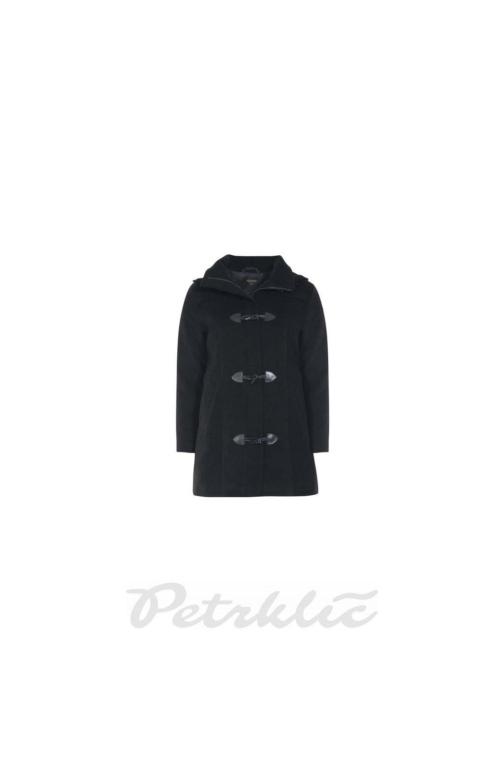 BRIGITA kabát černá