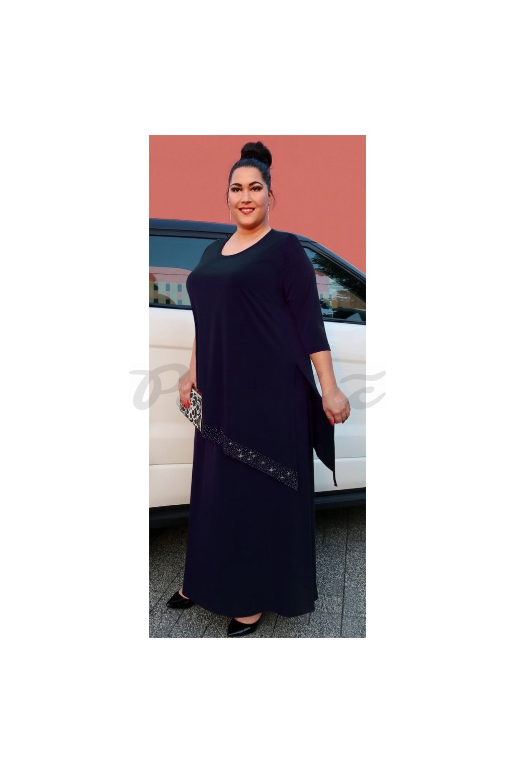 Elizabet - společenské šaty 120 - 125