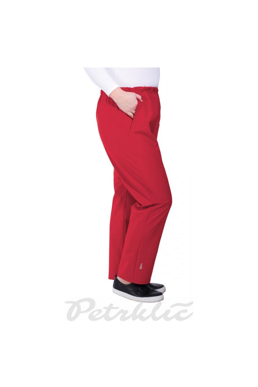 KLASIK - dámské rovné softshellové kalhoty