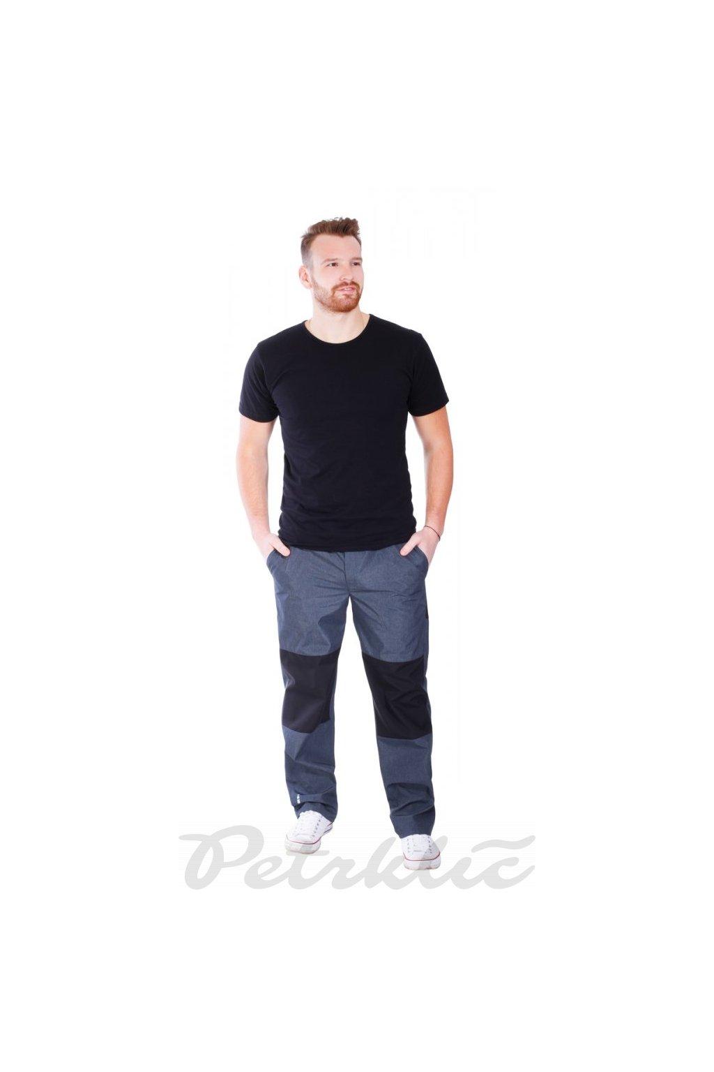 KOMBI -  pánské lehčí softshellové kalhoty