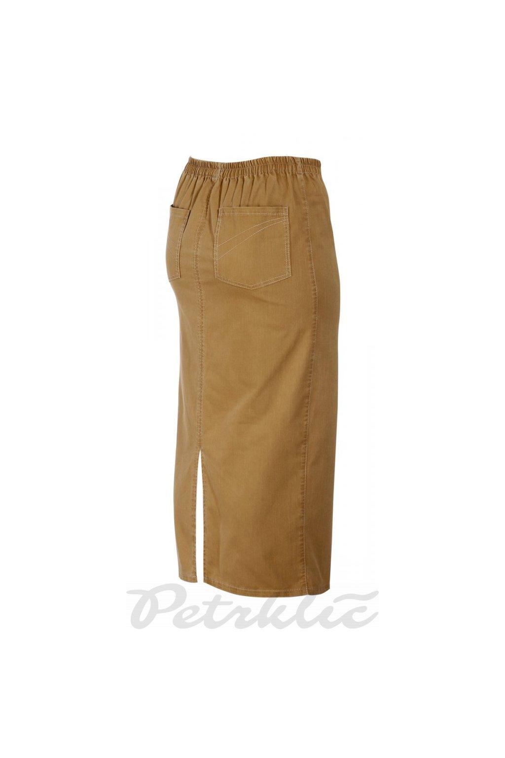 ELBUZA strečová úzká sukně 93 cm