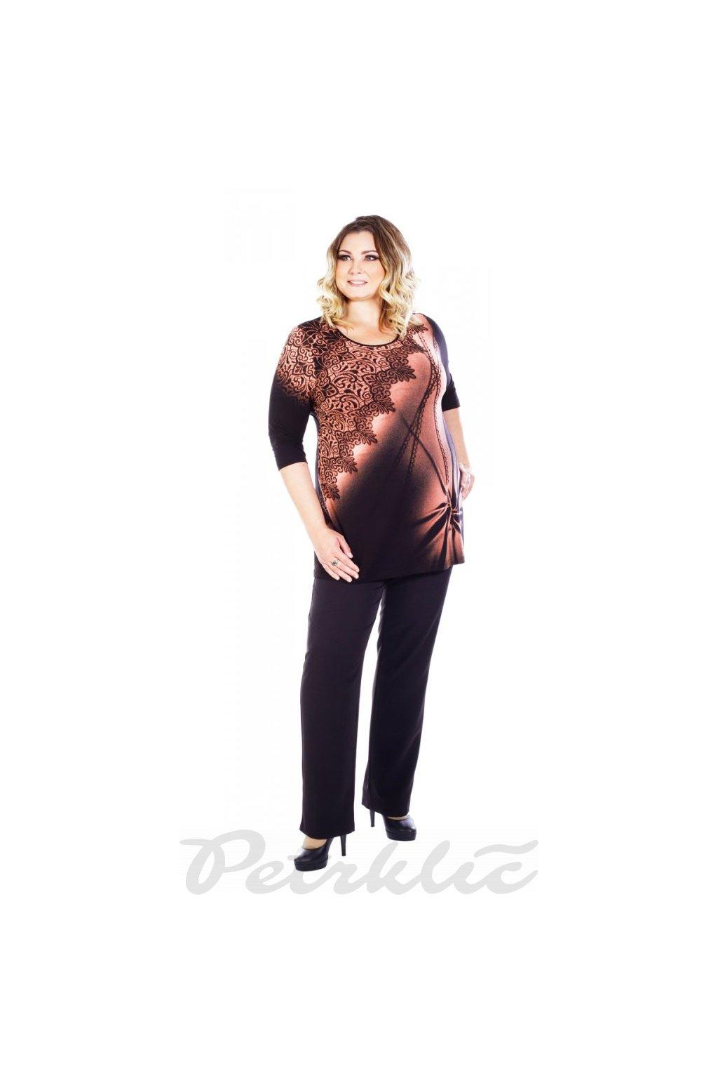 RÍŠA - kalhoty 95 - 100 cm