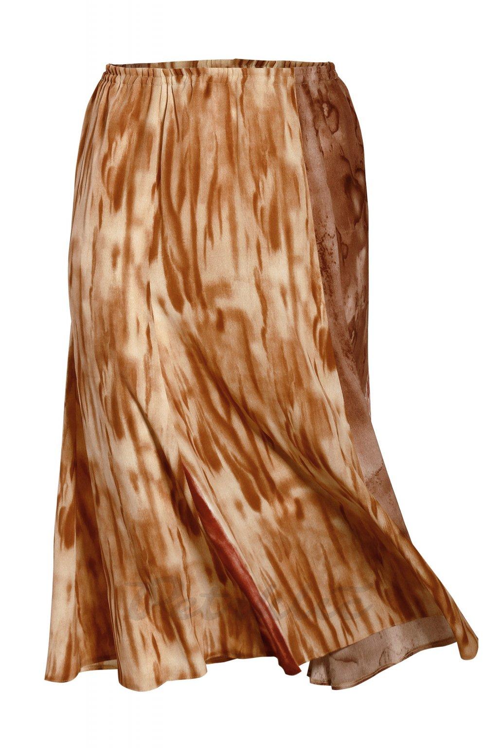 PAT šestidílová lehká sukně