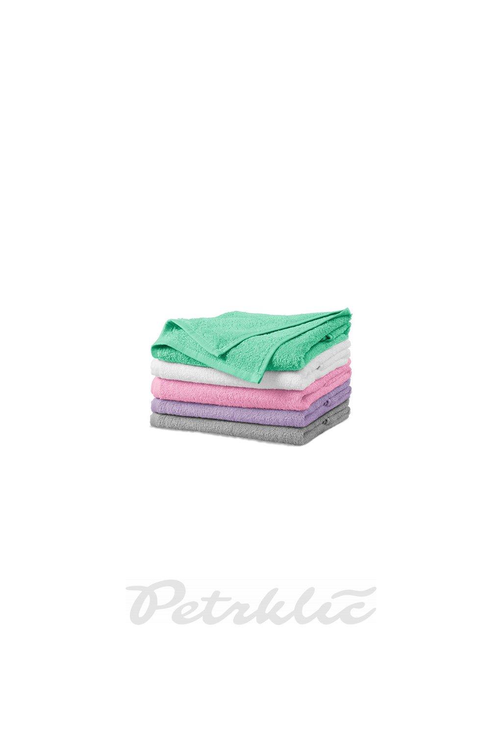 Froté malý ručník 350 g/m² 30 x 50 cm - TERRY TOWEL 907