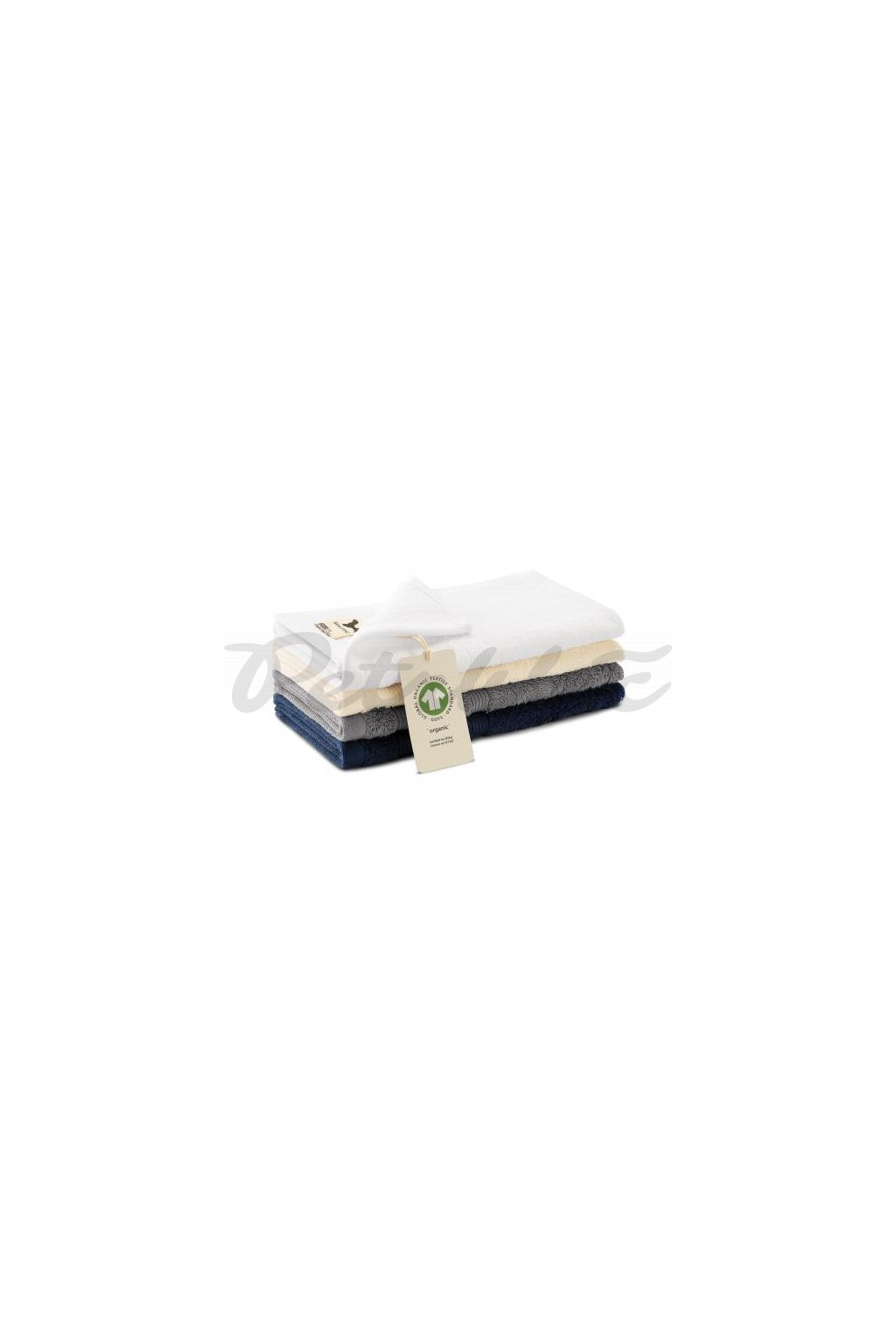 Malý froté ručník 450 g/m² -  Organic 916