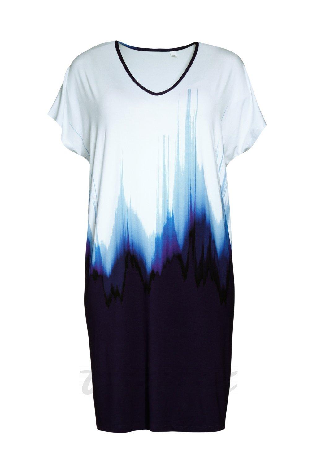 ERIKA - rovné letní šaty