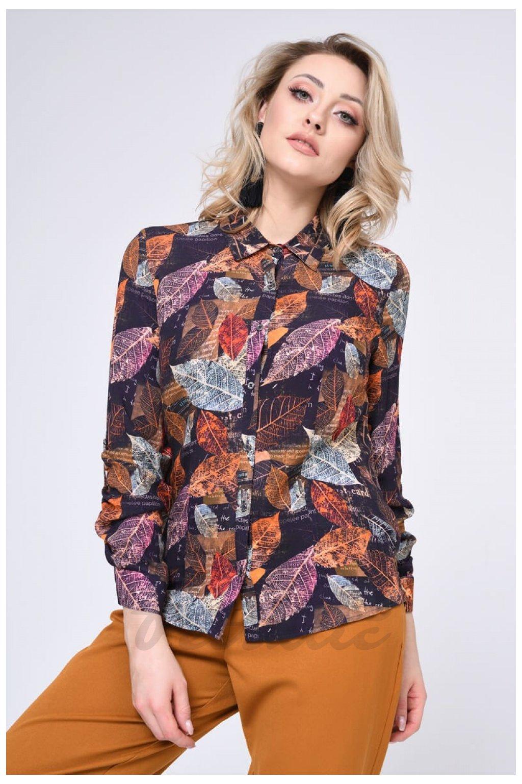 Košile s dlouhým rukávem  model 140378 Vitesi