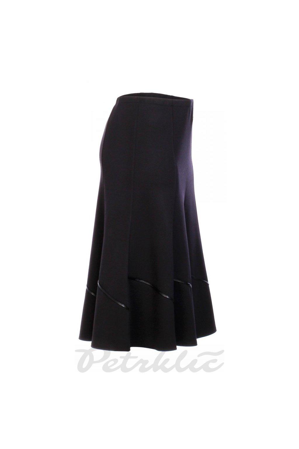 ALENA - osmidílová teplá sukně 2 délky